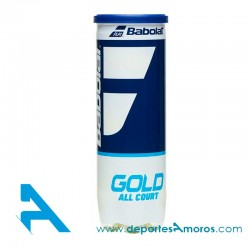 Pelotas de Tenis Babolat GOLD ALL COURT B-3